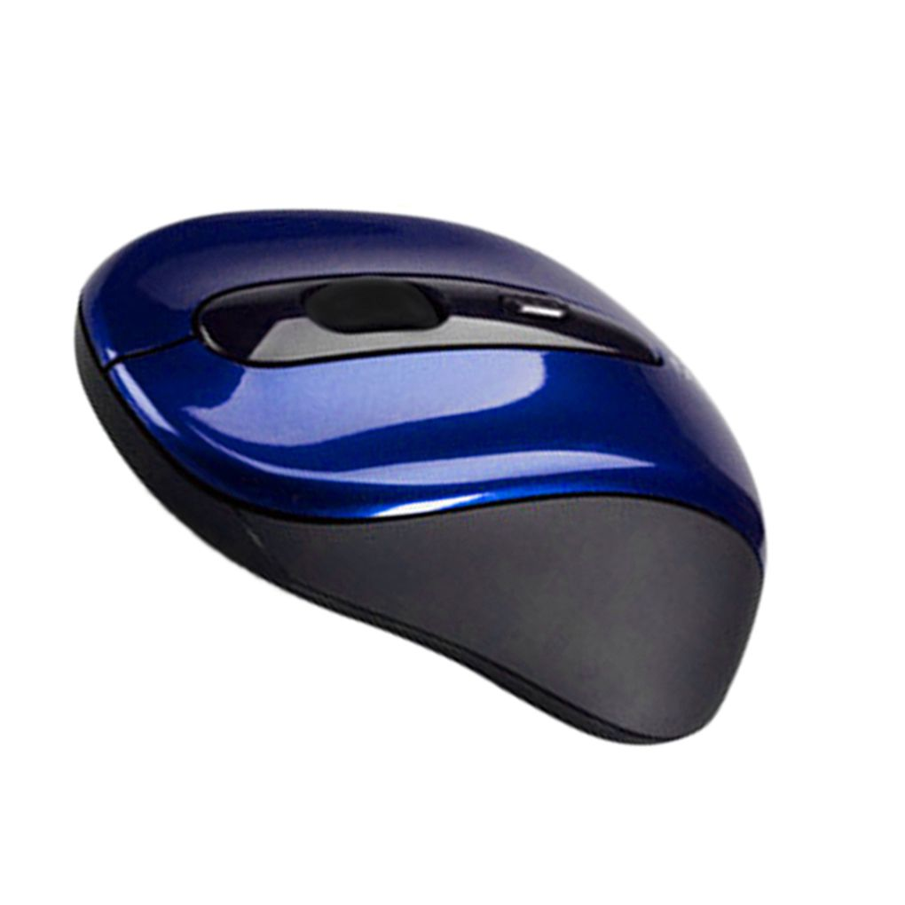 Universal 2 4GHz Wireless Mouse 1600DPI Optical Computer Cordless Office Mice with USB Receiver