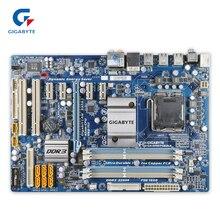 Gigabyte GA-EP45T-UD3LR оригинальный использоваться для настольных ПК EP45T-UD3LR P45 разъем LGA 775 DDR3 ATX на продажу