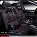Couro especial tampas de assento do carro para Acura Todos Os Modelos estabelecidos para carros acessórios personalizar apoio assento encosto de cabeça