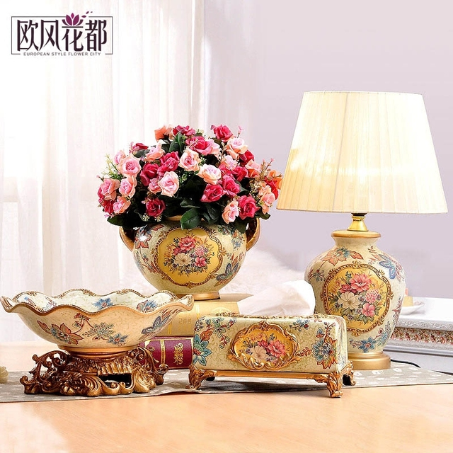 Europese fruitschaal decoratie hoogwaardige woonkamer tafel ...