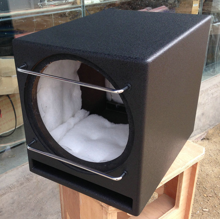 Real materials paint 12 inch subwoofer speaker empty empty 10 inch ...