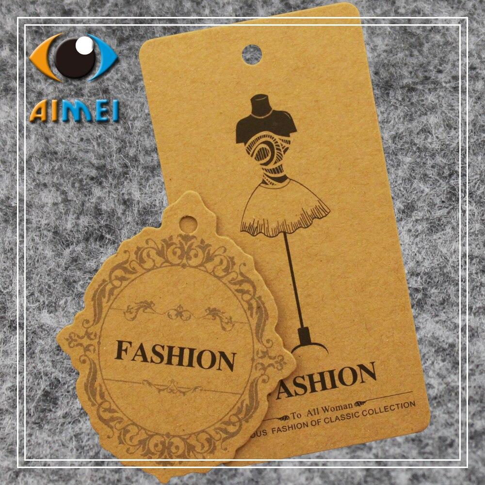 5000 unids/lote joyería personalizada etiqueta de seguridad etiquetas de papel para regalo clave etiqueta equipaje tamaño divisores precio etiquetas para ropa-in Etiquetas de la ropa from Hogar y Mascotas    1