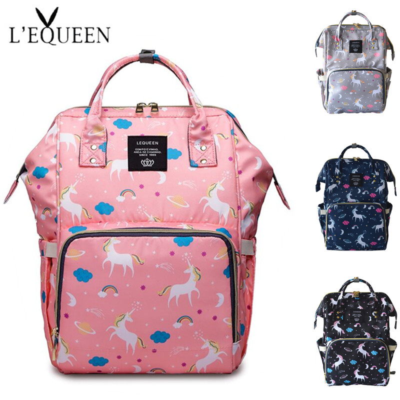 Mummy Maternity Diaper Bag Travel Backpack Large Capacity Nursing Baby Bag Nappy Bag Pregnant Storage For Baby Care Stroller baby diaper bag waterproof nursing bag for stroller large capacity maternity bag travel backpack baby care
