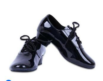 New-2017-Free-Shipping-Cheap-Ballroom-Latin-Salsa-Tango-Dance-Shoes-Boy-Latin-Shoes-Kids-2