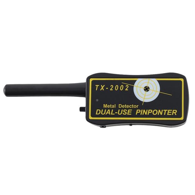 Hand-held Metal Detector,TX2002 Dual-Use Ultra High Sensitivity Pinpointer
