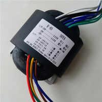 R コアトランストランス 115-230 V 50VA 2*16 V 1A 2*7 V と 1.3A DAC 管ヘッドホンプリアンプ用 CD プレーヤー