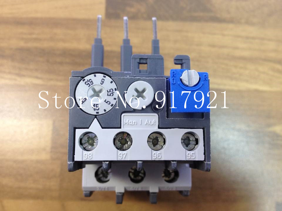 цена на [ZOB] The original TA25DU-6.5 TA series 4.5-6.5A three-phase thermal relay overload protection  --5pcs/lot