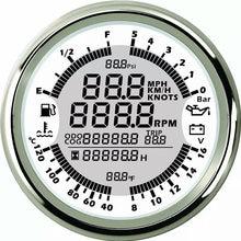 Gps спидометры для приборной панели измерители давления топлива