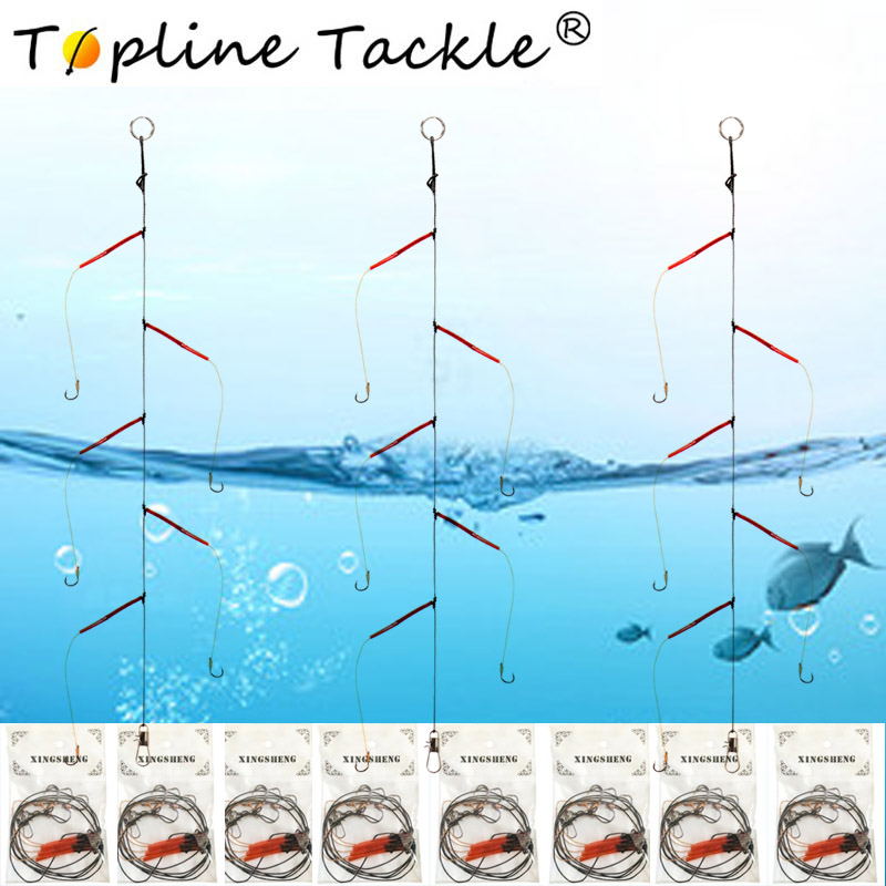 fishhooks-stainless-steel-rigs-swivel-font-b-fishing-b-font-tackle-lures-pesca-baits-single-string-hook-japan-with-5-small-hooks