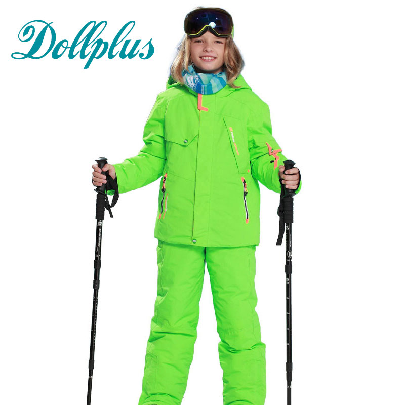 For -30 Degree Warm Coat Sporty Ski Suit Waterproof Windproof Boys Jackets Kids Clothes Sets Children Outerwear For 6-16T gsou sfor 30 degree warm coat sporty ski suit waterproof windproof girls jackets kids clothes sets children outerwear for 3 16t