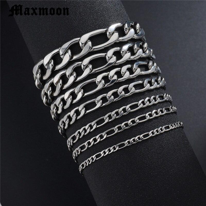 Maxmoon Bracelets Men Women...