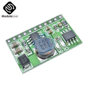 5V 2.1A Out UPS Mobile Power Diy Module Board Charger Step Up DC DC Converter Boost Module For 3.7V 18650 Lithium Battery