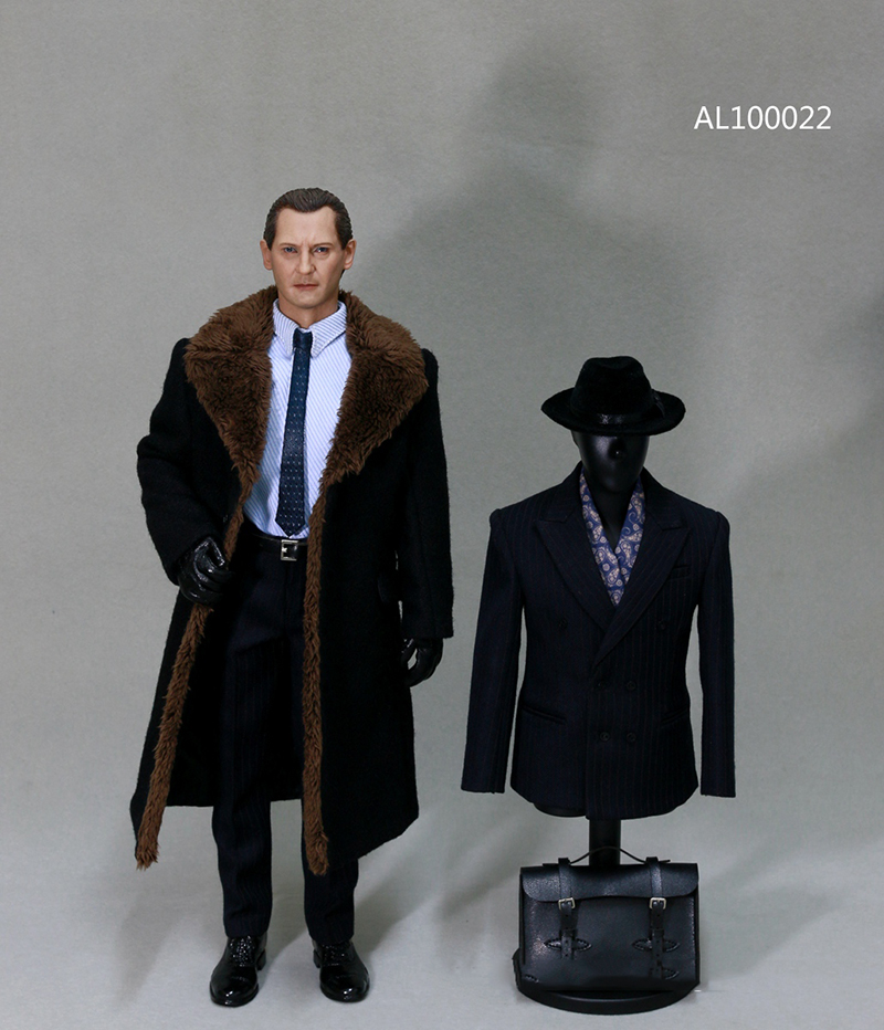 1/6 Scale action figure Accessories World War II German businessman clothes set AL100022 for 12male action figure body