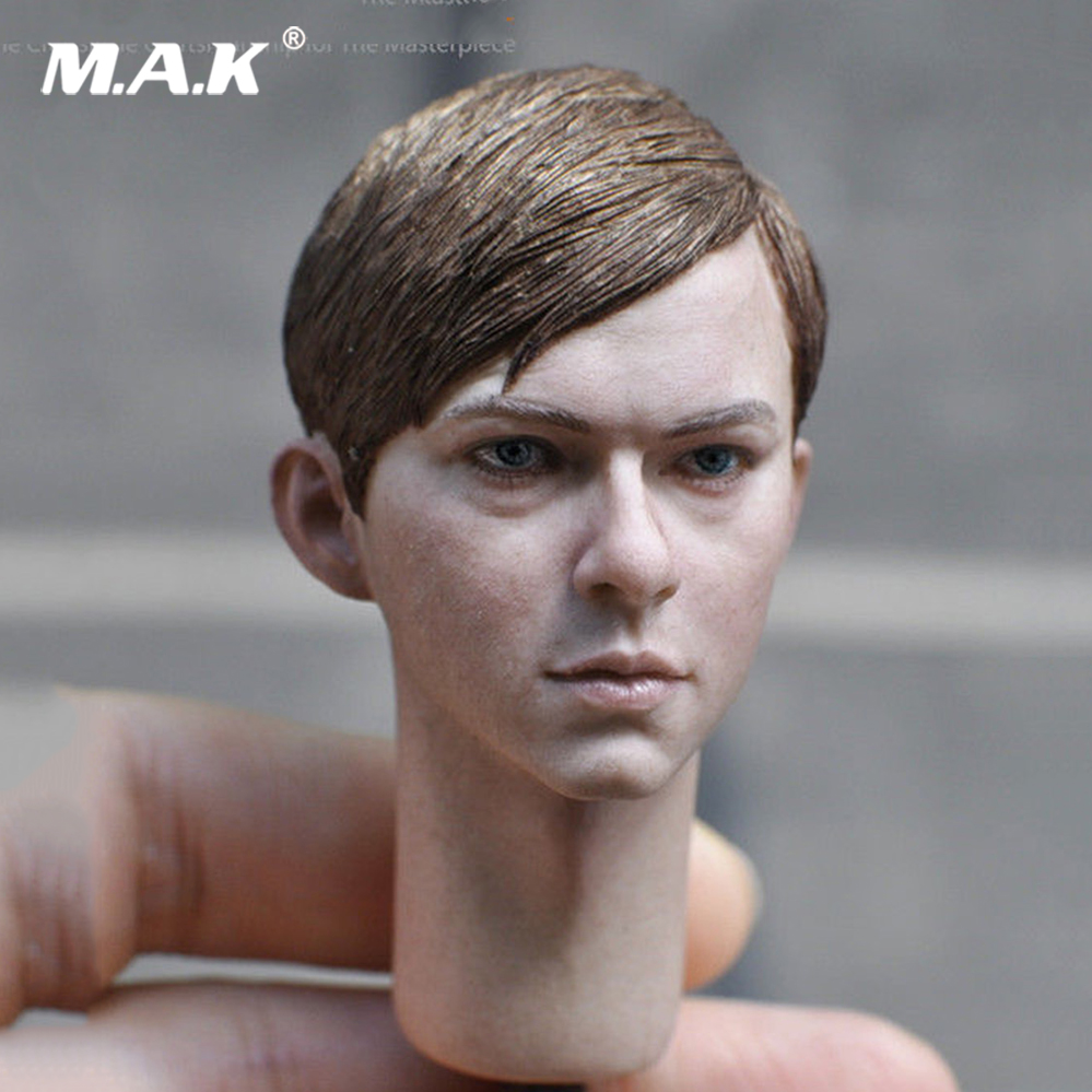 1/6 Scale Male Head Sculpt KUMIK 18-24 F12'' Figure Model Toys Head Carved Model Toys Fit 12