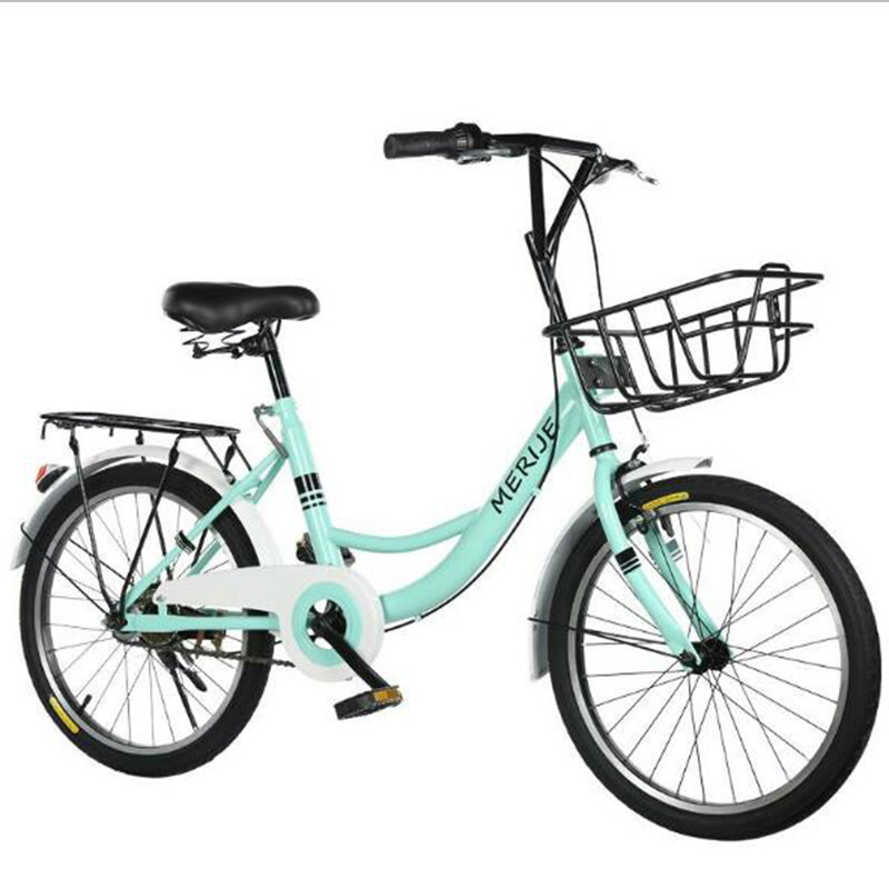 Student Bicycle Adult Bicycle Ladies Manned Bicycle With Seat