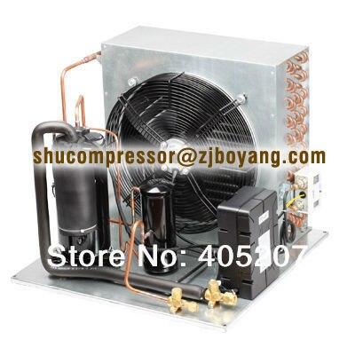 Refrigeration Condensing for cooling unit for ice cream <font><b>fridge</b></font> commercial deep freezer mini freezer