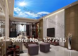 S--4920/azulejos de techo impresos/película de techo estirada de PVC/Decoración de hogar o techo/función de Panel de techo