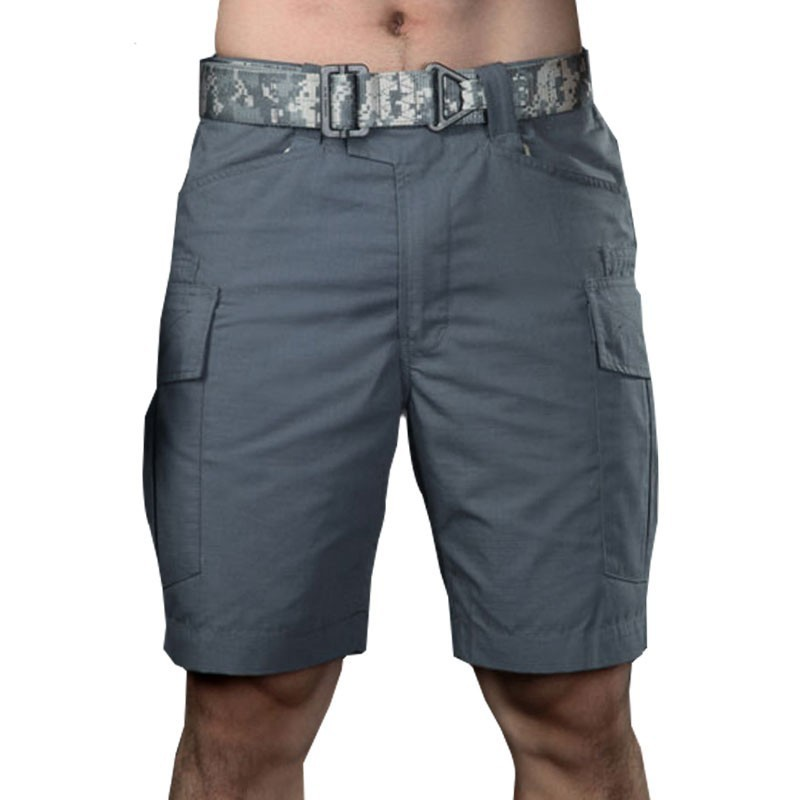 Outdoor Tactical Quick Dry Military Shorts Loose Camouflage Mens Short Trousers Wearproof Army Training Clothes Cargo Shorts