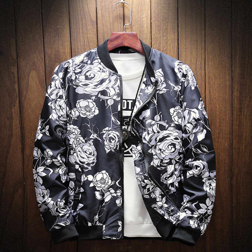 Japan Style Hip Hop Bomber Jacket Women Men Clothing Japanese Streetwear Men Jacket Coat Mens Jackets And Coats