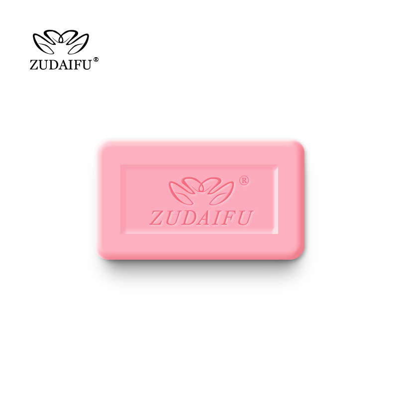 1pcs Zudaifu Sulfur Soap  Yiganerjing Sulfur Soap Small Package Cream Trial Pack Skin Antibacterial Treatment Acne Psoriasis