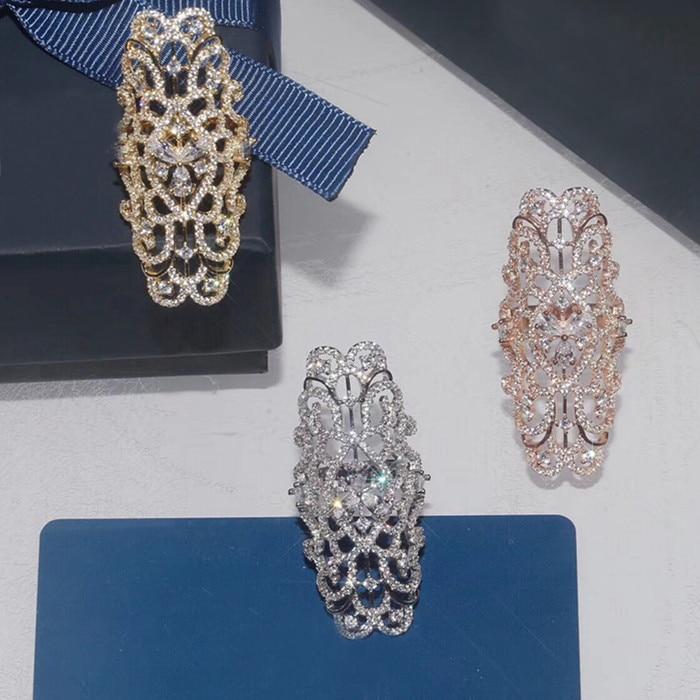 Designer Fashion 925 Sterling Silver Jewelry 3A Cubic Zirconia Party RingDesigner Fashion 925 Sterling Silver Jewelry 3A Cubic Zirconia Party Ring