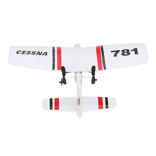 VolantexRC TW-781 Cessna 2CH RC Airplane