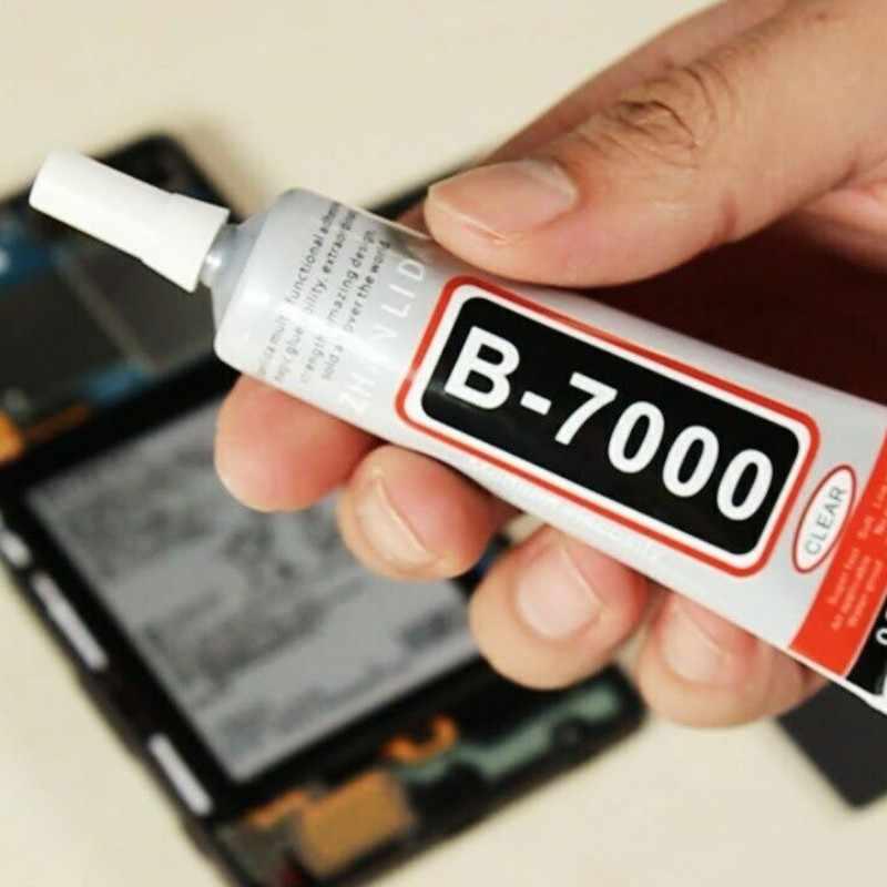 25 ミリリットル B7000 のり携帯電話のタッチスクリーン瞬間 B-7000 粘着電話ガラス接着剤の修理ポイントダイヤモンドジュエリー Diy 接着剤