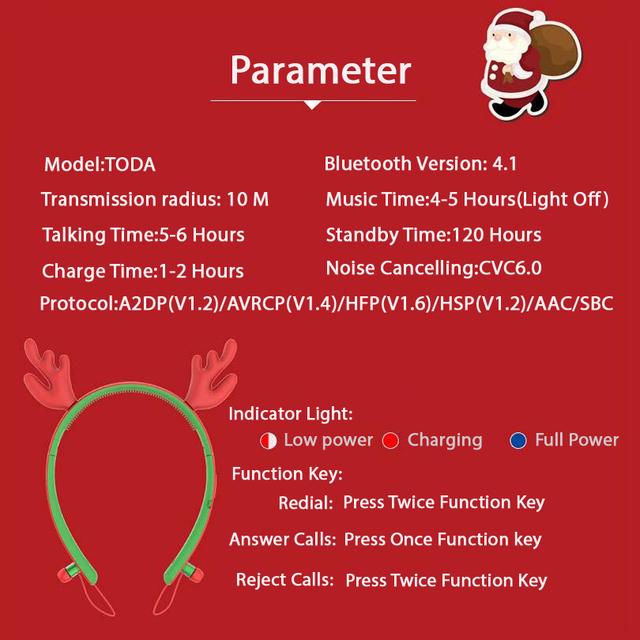 Wireless Bluetooth Cat Ear Headphones Flashing Glowing Cosplay Cat Ear Headphones For Girls Foldable Gaming Headsets Earphone