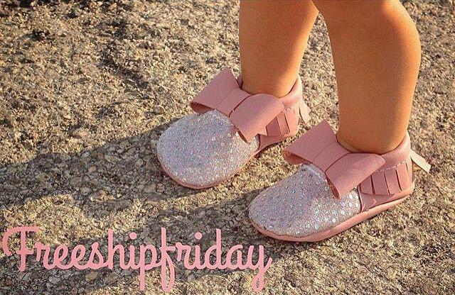 Prata metálico nova rosa lantejoulas Genuíno Couro de Vaca Mocassins arco Sapatos Macios Do Bebê Recém-nascido primeira walker Anti-slip Infantil sapatos