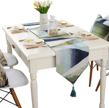 European Style Top Grade Table Runner Tea TV Cabinet Cover Towel High Quality Luxury Table Cloth Bed Flag Home Decoration LFB783 proud rose luxury lace table runner romantic table flag embroidery cover towel tea table cloth tv cabinet towel