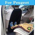 Autositzrückenprotektor Kinder Kick Pad Anti Abrieb Pflegeabdeckung Für Peugeot 301 307 3008 1007 107 108 2008 206 207 208 208 Gti Sitzträger Kraftfahrzeuge und Motorräder -