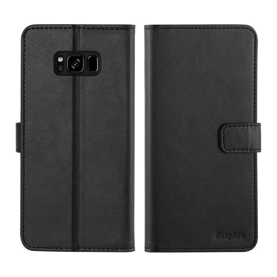 Samsung S8 Case շքեղ կաշվե դրամապանակի - Բջջային հեռախոսի պարագաներ և պահեստամասեր - Լուսանկար 5
