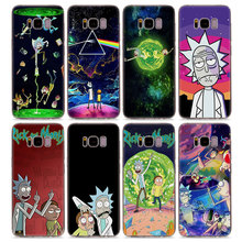 pretty nice 7b6b1 956b2 Buy rick and morty case samsung and get free shipping on AliExpress.com