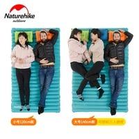 New NatureHike Brand Outdoor Moistureproof 2 3 Person Cushion Camping Mat Ultralight Inflatable Sleeping Bag Pad