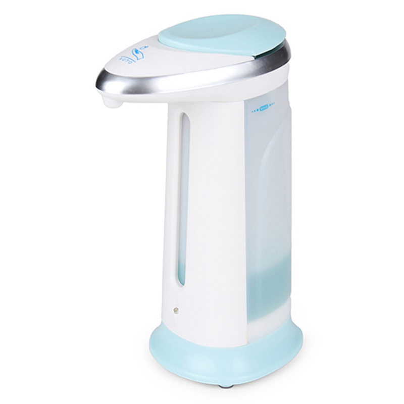 Heimwerker Badezimmerarmaturen EntrüCkung 400 Ml Automatische Flüssigkeit Seife Spender Intelligente Sensor Touchless Sanitizer Abs Flüssigkeit Seife Container Dispensador De Jabon