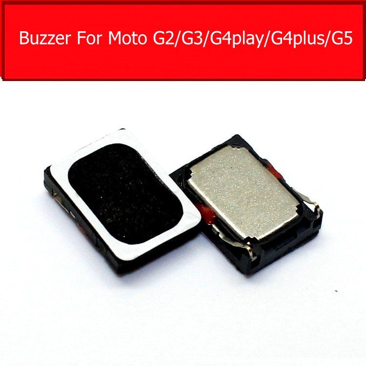 Loud Speaker Ringer For Motorola Moto G2/G3/G4 PLAY/G4 Plus/G5 Loud Sound Music Buzzer Replacement Repair
