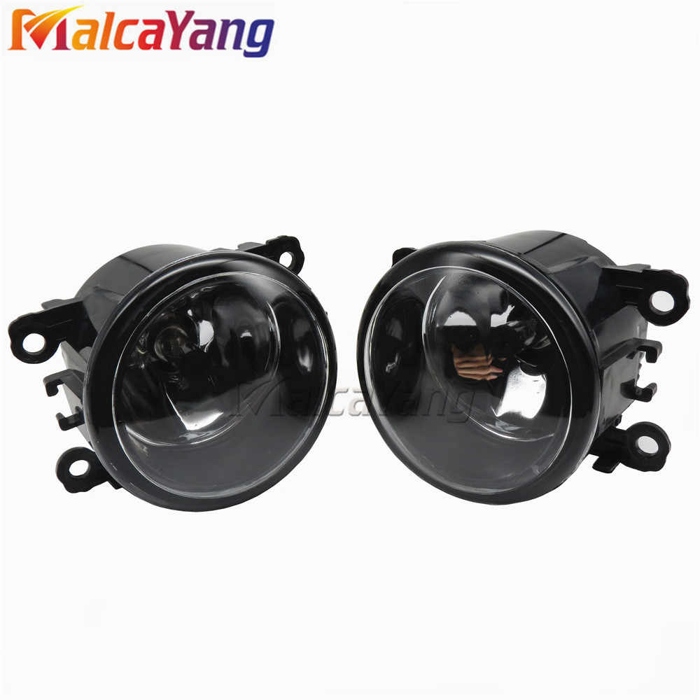 Fast Delivery! Fog Lights For Polo car-styling For FORD FOCUS MK2 2004-2010 12V