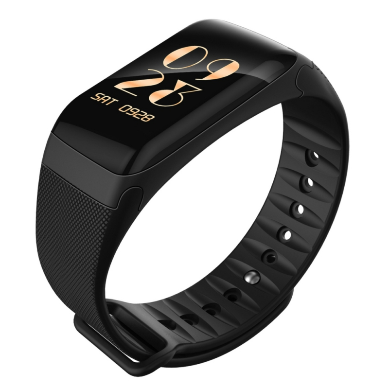 Color Outdoor Sport Bracelet Waterproof Heart Rate Monitor Bluetooth Smart Watch Band GPS Movement Rracker For IOS Android in Digital Watches from Watches
