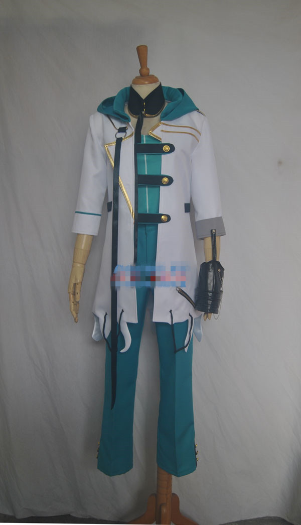 Anime! The Animation Procellarum Minaduki Rui Uniform Cosplay Costume Unisex Custom-made Size Free Shipping