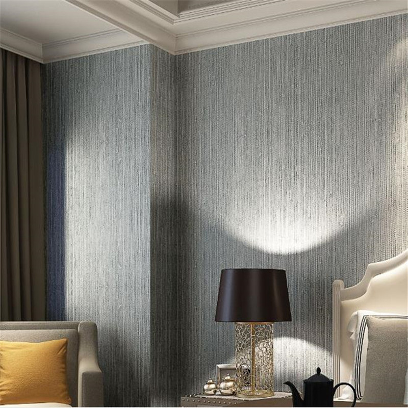 Modern PVC Wallpapers Beige Plain Straw Sliver Luxury Wall Papers Rolls Metallic Gold Wallpapers for Living Room Home Decor beibehang modern luxury circle design wallpaper 3d stereoscopic mural wallpapers non woven home decor wallpapers flocking wa
