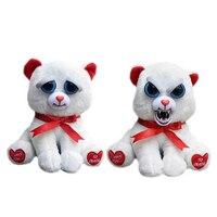 Eenhoorn Feisty Huisdieren Pluche Prank Speelgoed Met leuke Uitdrukking Dier pop Voor jongens meisjes eenhoorn Kids speelgoed feisty huisdieren Kerst Gift