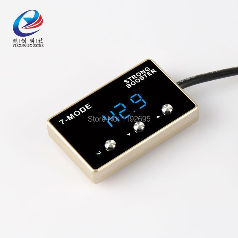 Transmisión automática y manual interruptor de modo 7 Fuerte Amplificador de Coc
