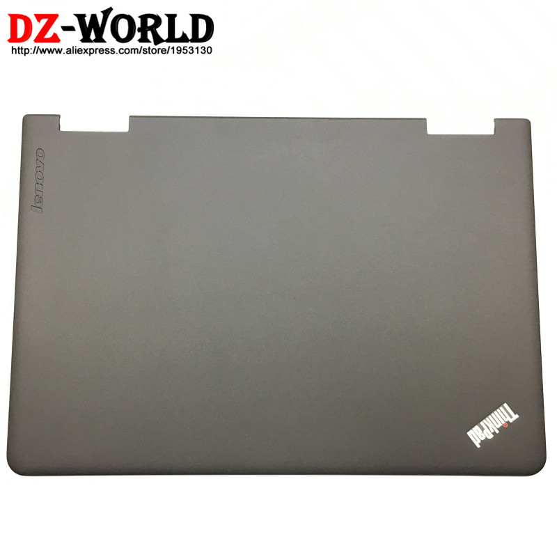 New Replacement for Lenovo Thinkpad Yoga 12 S1-120 S240 LCD Back Cover Rear Lid /&Bottom Case