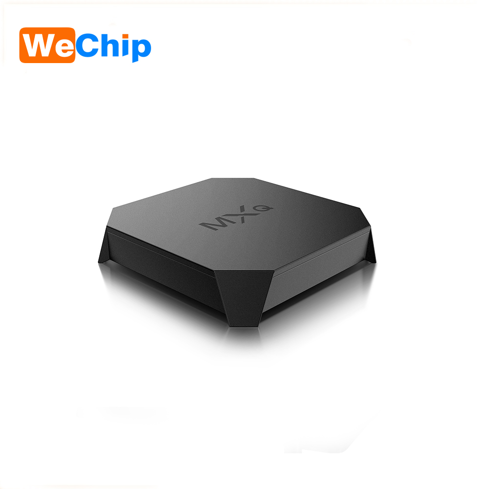 цена на MXQ U2W Android 7.1 Smart TV Box Amlogic S905W Quad Core 2GB 16GB H.265 BT4.0 4K WiFi 2.4GHz Media Player Set Top TV Box 1GB 8GB