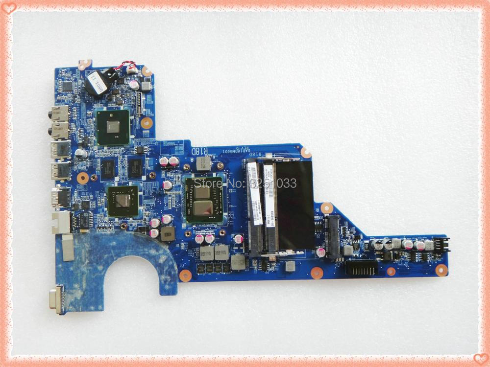 655985-001 654117-001 for HP G4 G6 G7 Laptop Motherboard DDR3 DAR18DMB6D0 DAR18DMB6D1 R18D motherboard with cpu I3-370M 657146 001 main board for hp pavilion g6 laptop motherboard ddr3 with e450 cpu