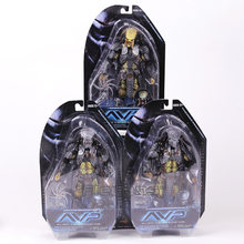 NECA AVP Alien vs Predator Chopper Keltische Litteken Predator PVC Action Figure Collectible Model Speelgoed(China)
