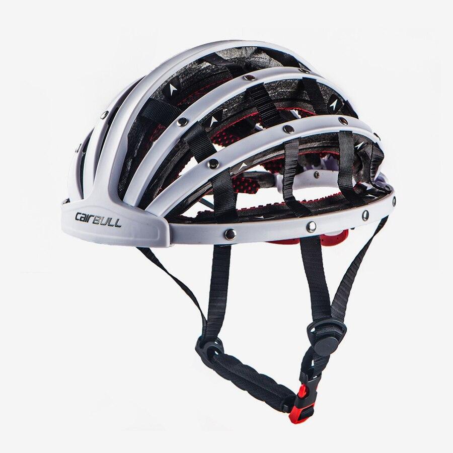 Ultralight pieghevole casco per gli uomini le donne Città casco in bicicletta della strada mtb mountain bike attrezzature Casco Ciclismo aero della bicicletta casco