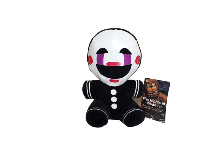 Doll Marionette Plush-Toys Gifts Stuffed Kids Children Five-Nights for 4-Fnaf 18cm Freddy's