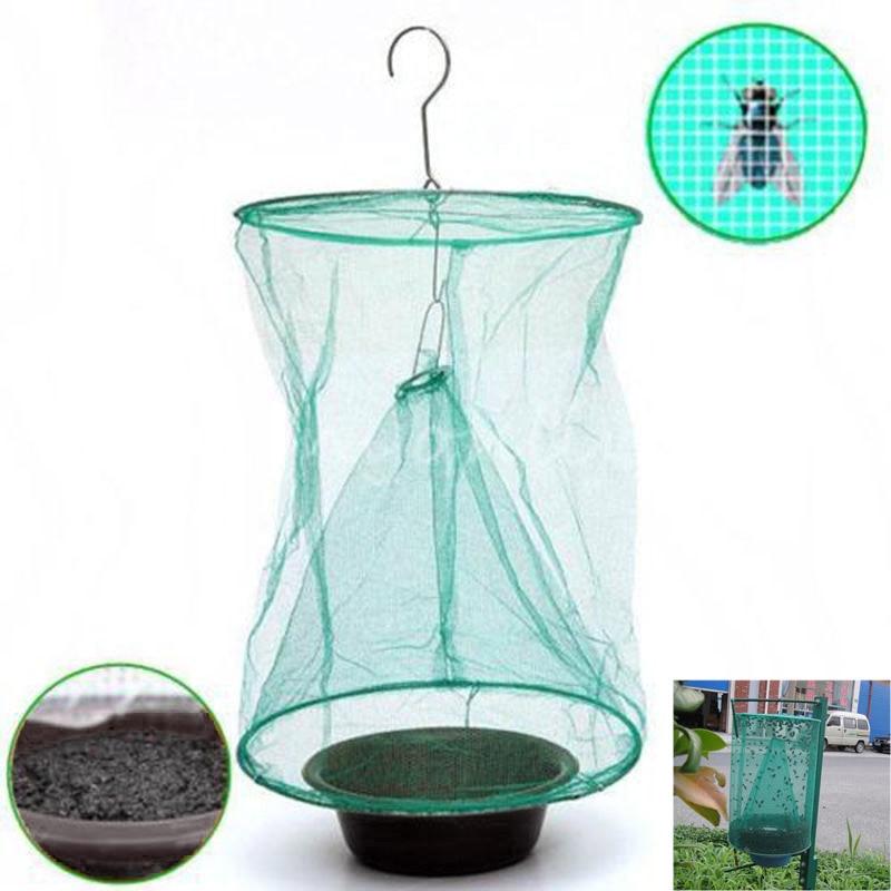 Mosca mata Herramientas de trampa de control de plagas Reutilizable - Productos de jardín