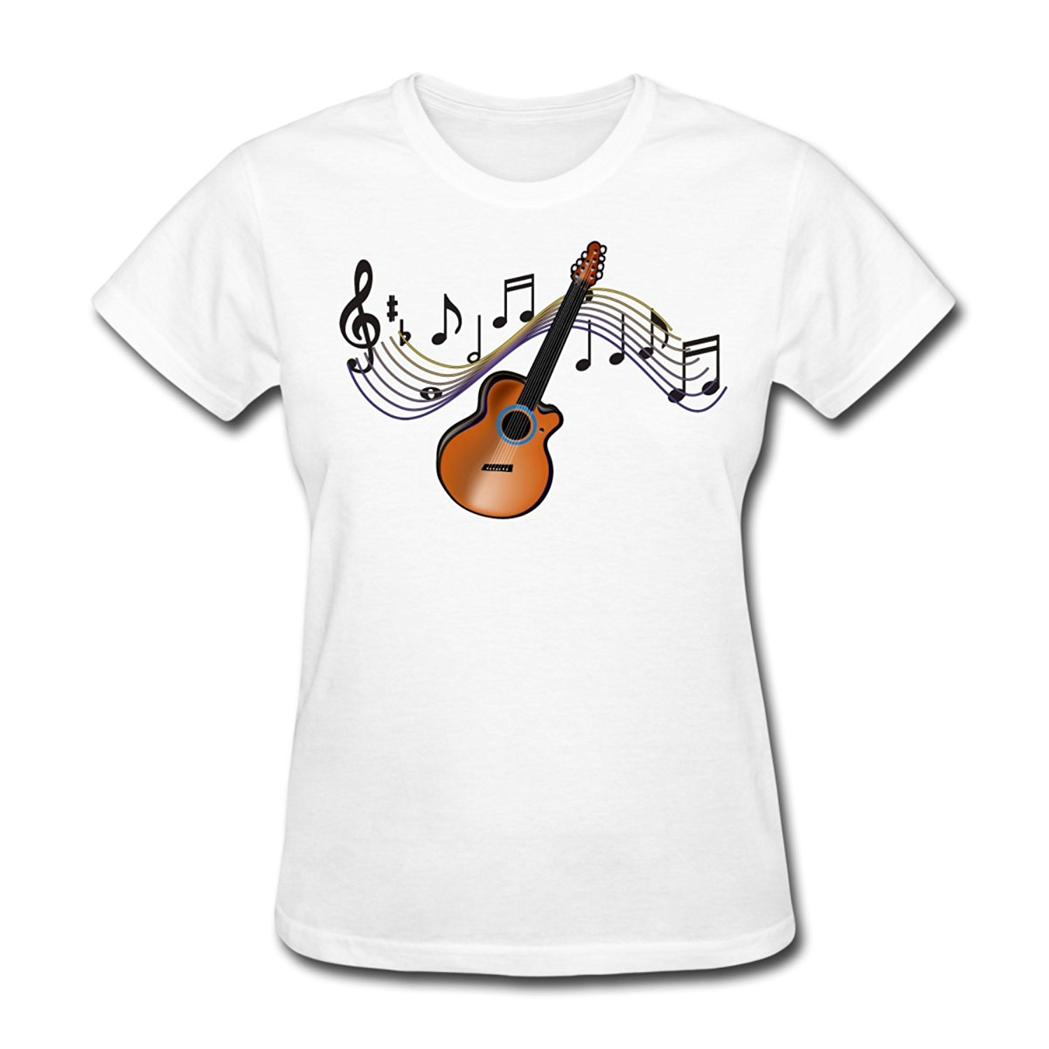 popular shirt guitar woman cheap shirt guitar woman lots from